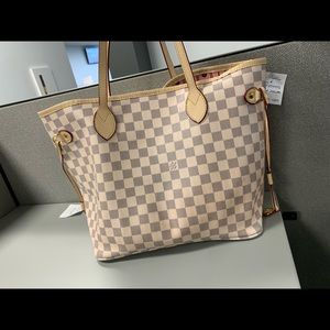 LV Neverfull Tote & Wallet
